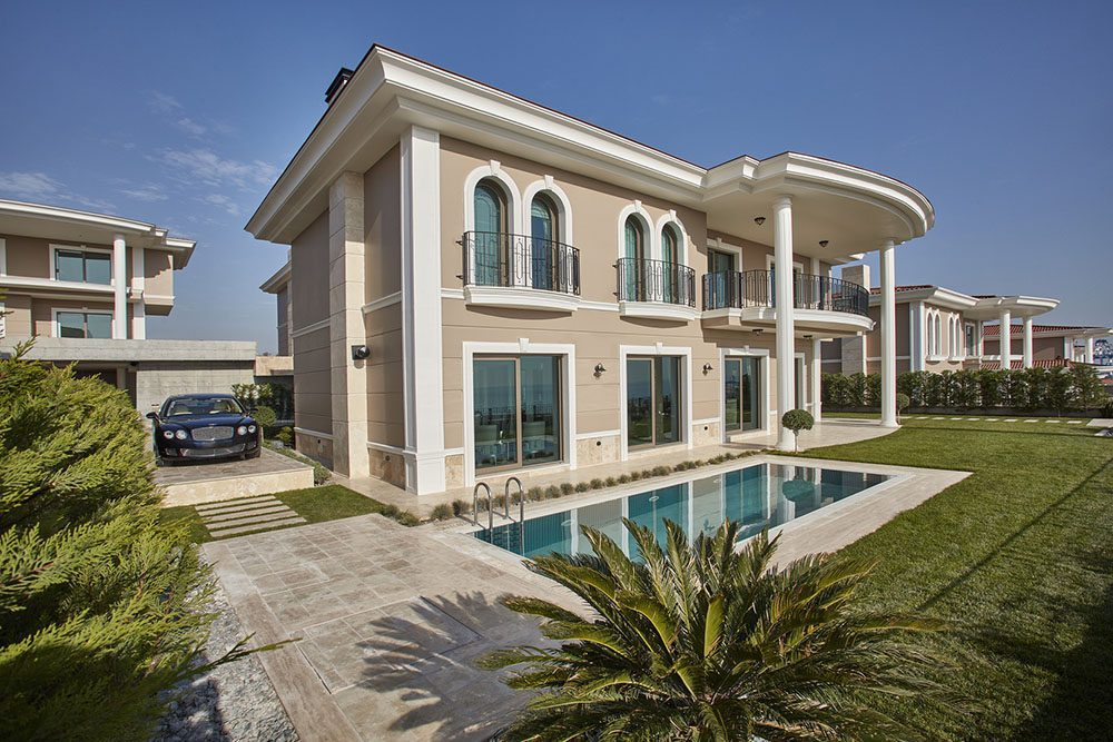 Villa for sale in istanbul AM-316