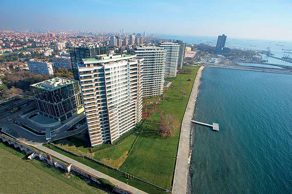 161 apartment in bakirkoy for sale