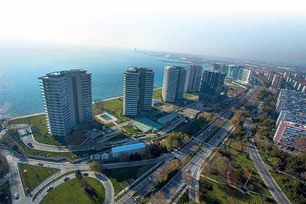 161 Apartment for sale in istanbul