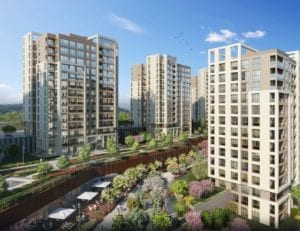 basaksehir apartments for sale AM-140