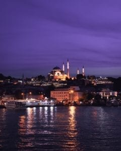 best area to stay in istanbul for tourists süleymaniye mosque