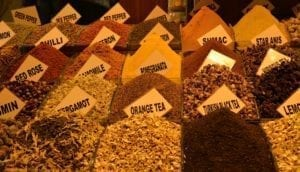 Spice pazar is the best places to visit in istanbul