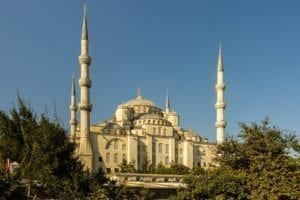 Blue Mosque istanbul it is nice places to visit