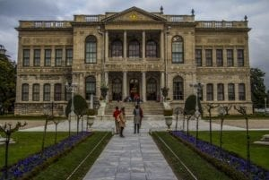 Dolmabahce Museum it is istanbul turkey tourist attractions