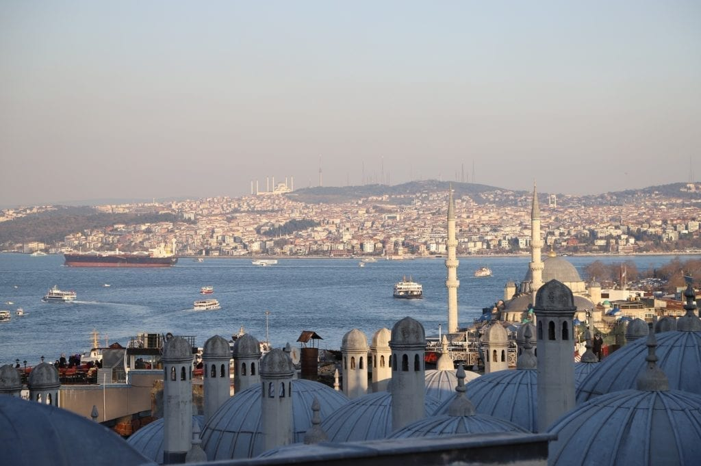 Place to visit in istanbul