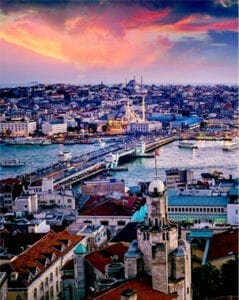 istanbul sea view apartments for sale