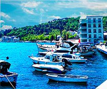 Buying a house in Bebek Istanbul