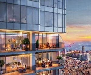 luxury apartments in Istanbul for sale