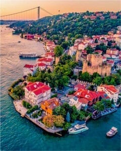 dream apartments in Istanbul