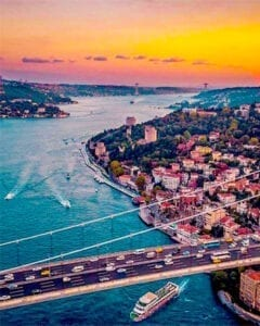 house for sale in istanbul sea view