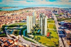 apartment for sale in Esenyurt istanbul.