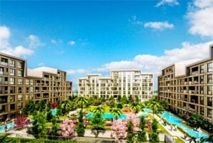 apartments for sale in Kadikoy istanbul.