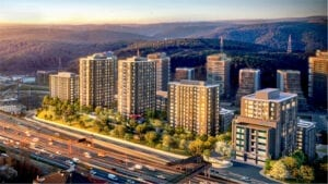 apartment for sale istanbul city center