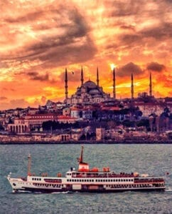 flat for rent in istanbul turkey