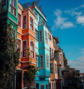places to live in Istanbul
